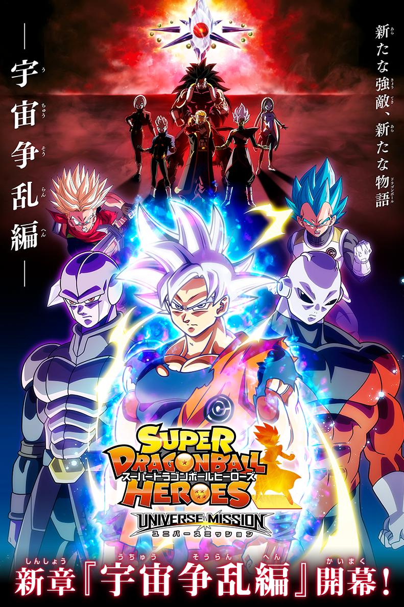 Dragon ball Z Super battle Power Level 519
