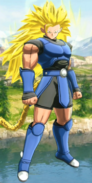 Shallot Super Saiyan 3