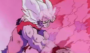 A Final Attack - Frieza uses Afterimage