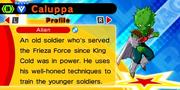 DB Fusions Alien (Dodoria's Race) Caluppa (Character Profile)