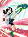 Dokkan Battle Buried Passion Videl card (Videl Pigtails R-SR)