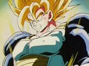 Goku diventa Super Saiyan del terzo stadio