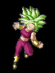 Kafla (Super Saiyan) (Artwork - Dokkan Battle)