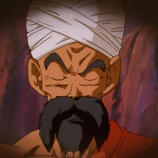 Nam in Dragon Ball GT.