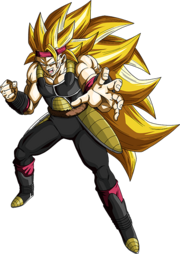Bardock - Xeno (Super Saiyan 3) (Artwork)