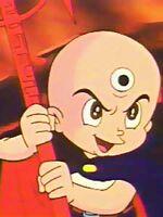 HosukeSharaku-1990Three-eyedOne
