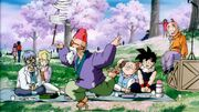 Master Roshi Goofing Off (Brolly)