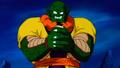 Slug Crushes Goku