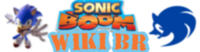 Sonic Boom Wiki-wordmark