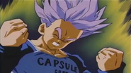 Trunks ssj falso