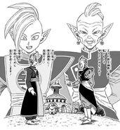 Zamasu og Gowasu
