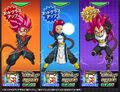 Beat, Erito et Basaku (God Class-Up)