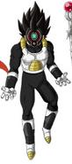 Black-Masked Saiyan