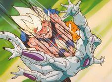 Goku-freezer