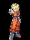 Goku SS Render