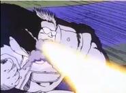 Metallitron lanzado el misil