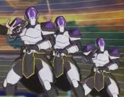 Soldados del Reino Demonio Omega
