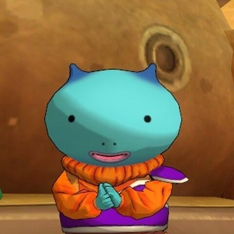 Un Yardratiano del 7° universo apparso in <i>Dragon Ball Online</i>.