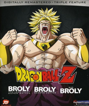 Broly TT Cover