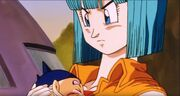 Future Bulma + Baby Trunks
