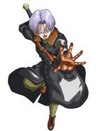Trunks Xeno Artwork