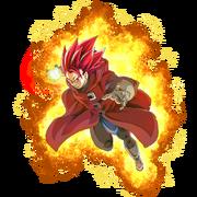 Giblet (Super Saiyan God)
