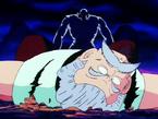 Mutaito vaincu par Piccolo