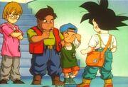 Pack e Goku Jr.