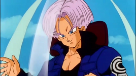 Trunks waving to everybody