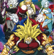Core Area Warriors manga