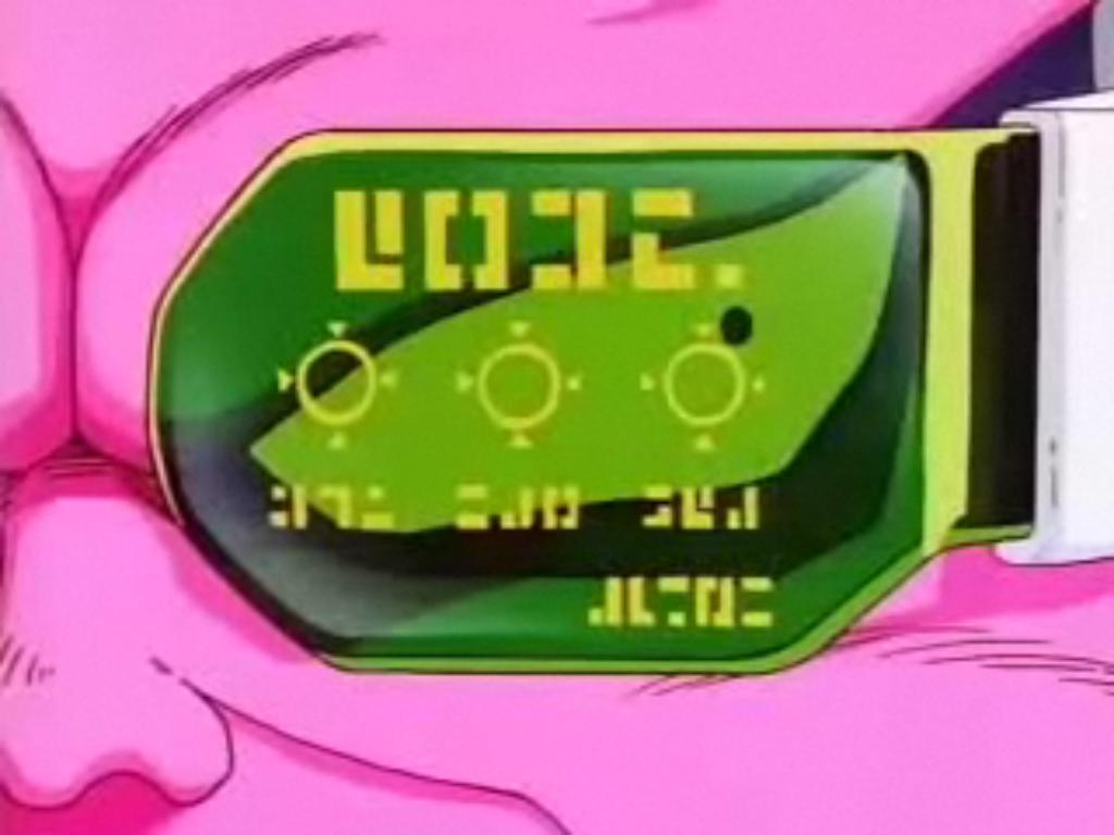 תוצאת תמונה עבור db scouters showing power levels