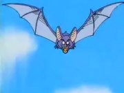 Dracula Man en forma Murcielago