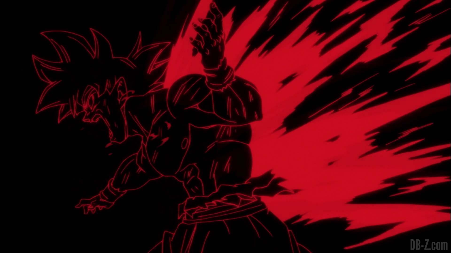 Dragon Ball Super Episode 130 Goku Ultra Instinct Jiren 0213