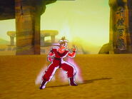 Goku kaioken budokai hd