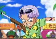 Trunks rifle