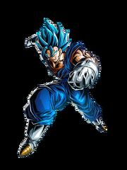 Vegetto Super Saiyan Blue (Artwork Dokkan)