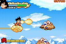 Aircar - Dragon Ball Advanced Adventure