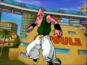 Buu Tien and Yamcha