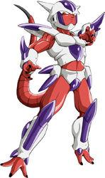 DBXV Frieza's Race Future Warrior (Offical Artwork) 80