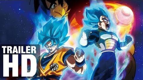 Dragon Ball Super Broly - Trailer Castellano