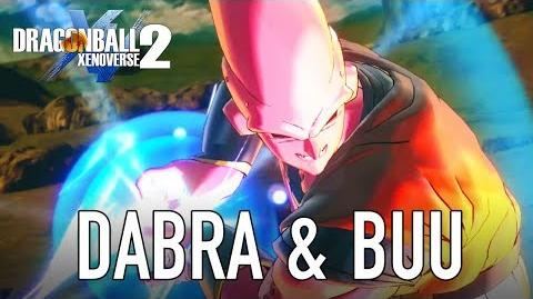 Dragon Ball Xenoverse 2 - PS4 XB1 PC Switch - Dabura & Buu (Gohan Absorbed) (New Content Trailer)