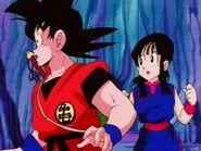 EP152DB Goku y ChiChi