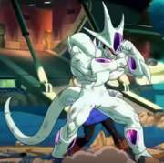 Fifth Form Frieza FighterZ