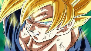 Goku Super Saiyayin