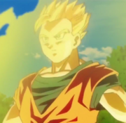 Potential Unleashed Super Saiyan