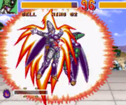 Cell Phoenix Attack (Super Battle)
