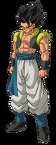 Gogeta base Dragon Ball Super Broly