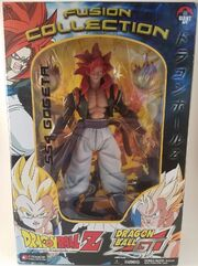 Jakks Pacific Dragon Ball GT Fusion Collection Super Saiyan 4 Gogeta (1)