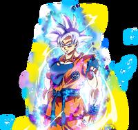 Son Goku Doctrina egoísta Conflicto Universal