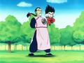 Tao Pai Pai vs Goku 1
